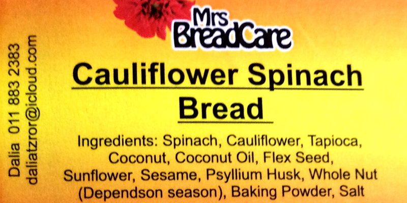 Mrs Bread Care changed their label four times in four weeks.